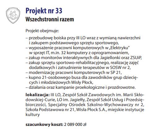 projekt 33